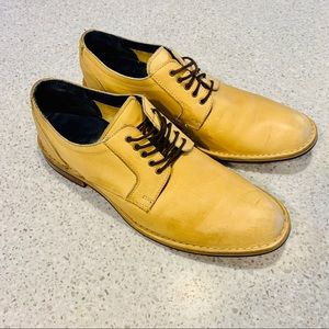Cole Haan Leather Shoes size 9W